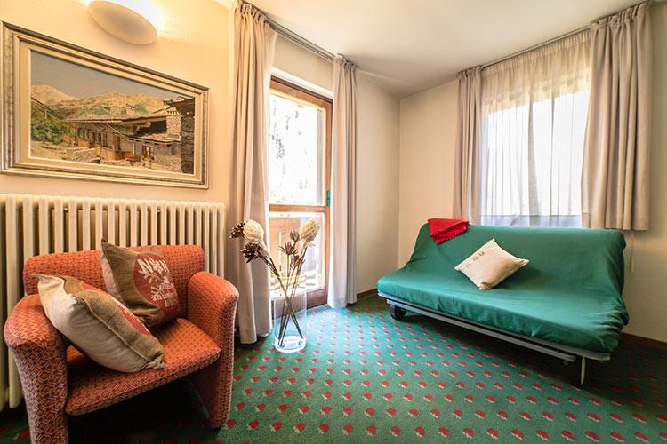 Appartamenti in affitto a Gressoney
